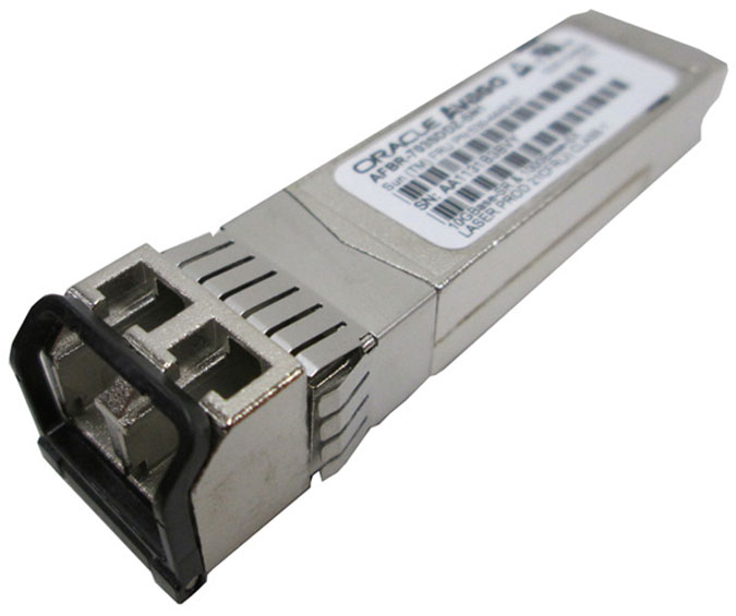 7101676 7101676 Oracle 16Gb/Sec Short Wave SFP+ Transceiver QLogic