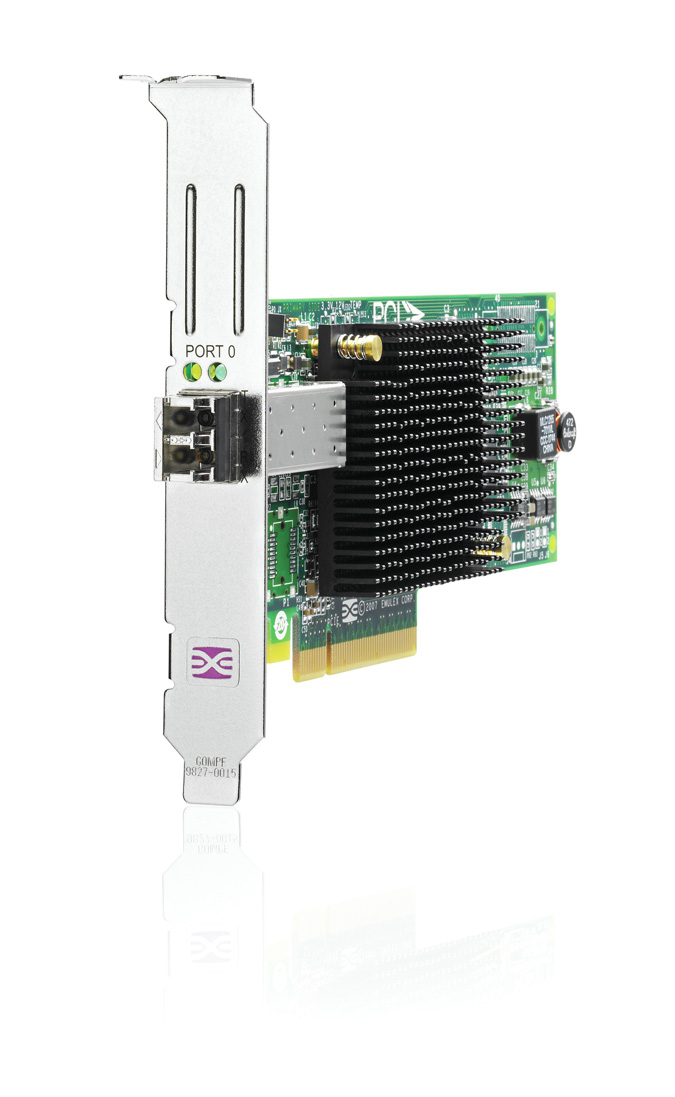 AJ762B AJ762B HP 81E 8Gb 1-port PCIe Fibre Channel Host Bus Adapter