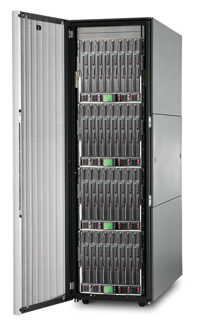 Bw907a Hp 642 42u 1200mm Pallet Intelligent Series Rack