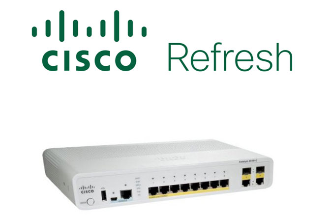 WS-C2960-8TC-L-RF WS-C2960-8TC-L-RF Cat2960 8 10/100 1xT/SFP LAN Base Image REFRESH 10days