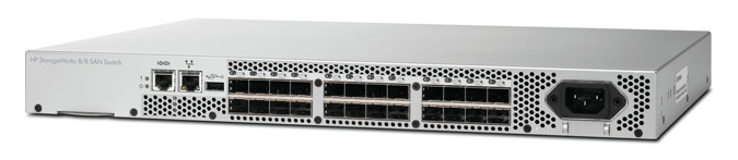 HP B-Series Switches