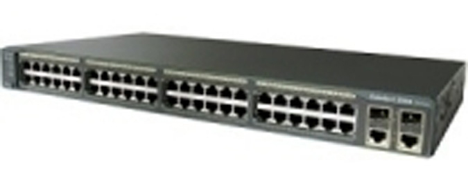 2960 Series Switches