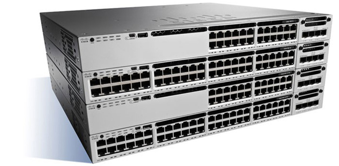 3850 Series Switches